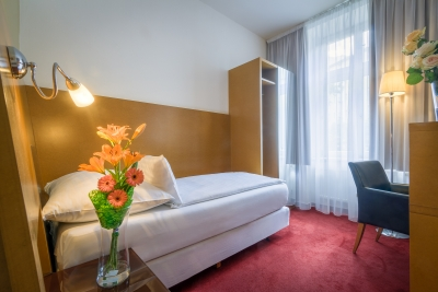 Single room : Hotel Theatrino