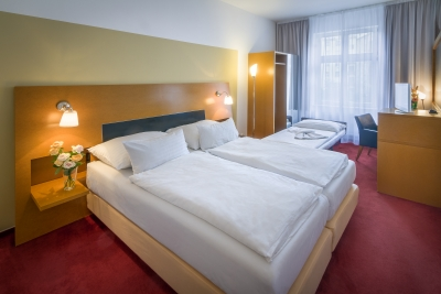 Double room extra : Hotel Theatrino