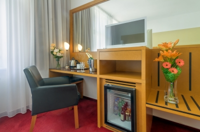 Double room : Hotel Theatrino